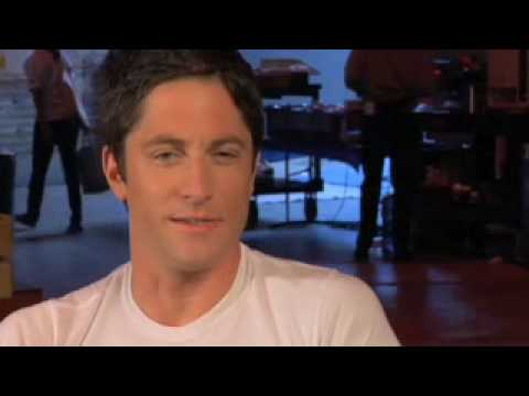 "David Conrad On ""Ghost Whisperer"""