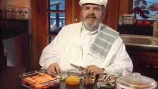 The Magic Of Chef Paul - Scalloped Sweet Potatoes