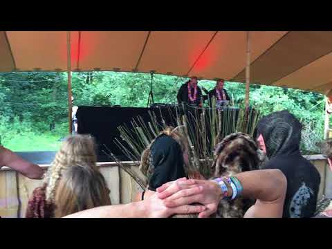 Carbon Based Lifeforms - Frog, live at Psy-Fi festival Leeuwarden 20-08-2017