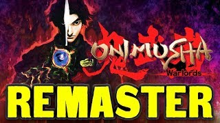 Onimusha: Warlords Remaster Abrindo o Ano dos Samurais!