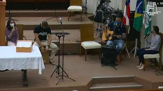 Culto de encerramento UMP - Rev. Lutero Rocha