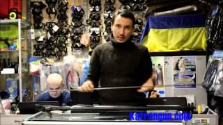 видео Ружьё резинового боя | Магазин подводного снаряжения CAYMAN67