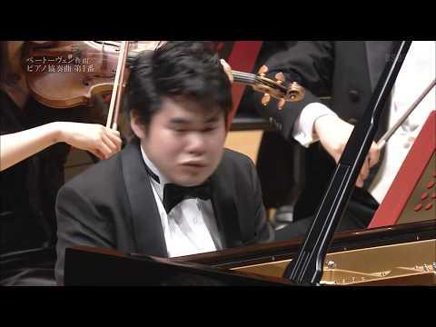 Beethoven: Piano Concerto No.1 / Nobuyuki Tujii (辻井伸行) & Sylvain Cambreling (2016)