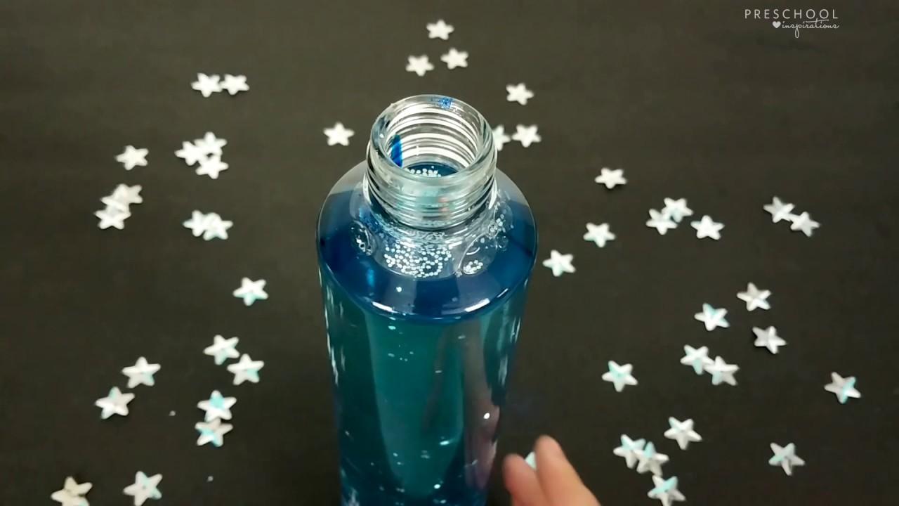 c86f1c042a 3 Ingredient Galaxy Calm Down Bottle - Preschool Inspirations