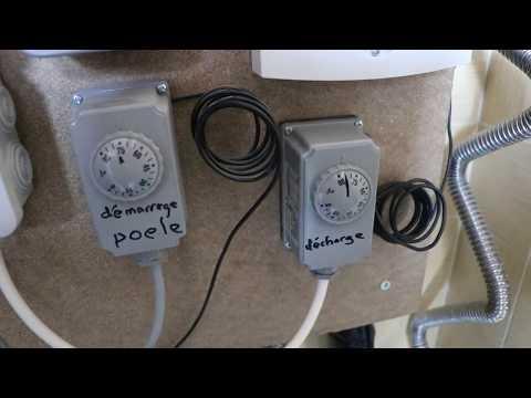 Chauffage central Energie solaire-bois ! Economie et Ecologie