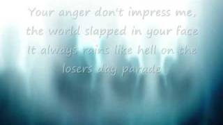 Broadway Lyrics by The Goo Goo Dolls