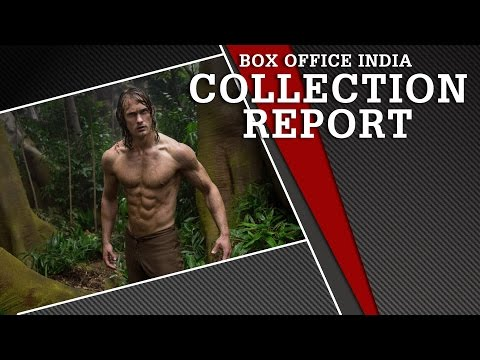 The Legend of Tarzan | Box Office Collection Report | BOI | 05-07-2016