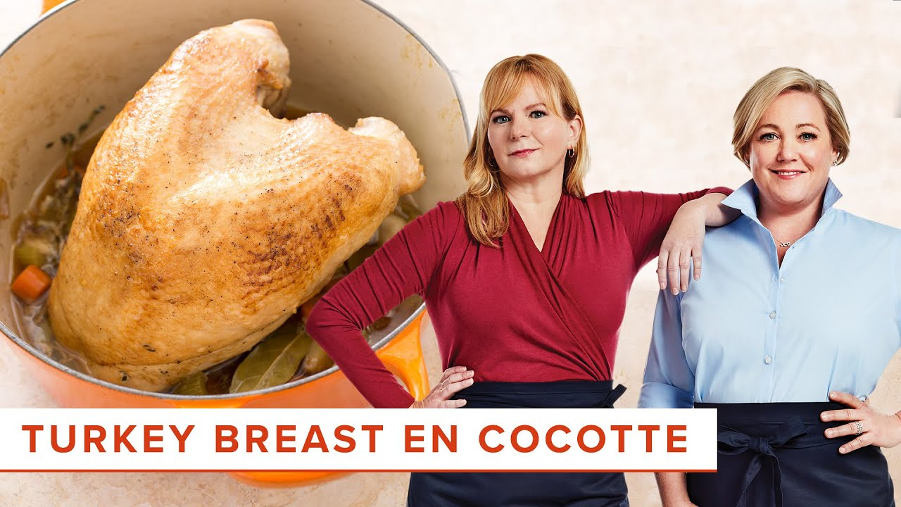 How to Make Turkey Breast en Cocotte