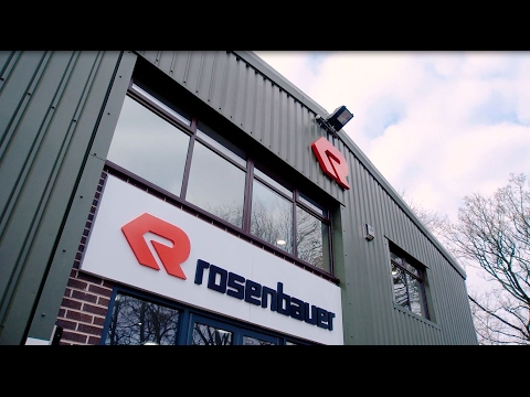 Rosenbauer UK Tech Day - Company Video