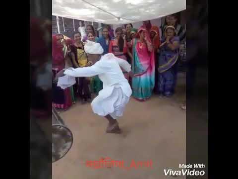 Haryanvi tau funny dance on ragni..😂😂