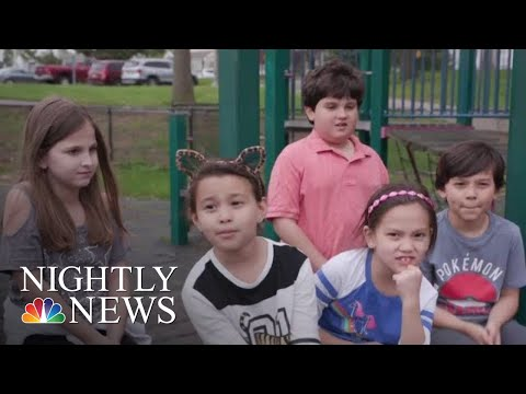 Increasing Concerns Over Parent Smartphone Usage And How It's Impacting Kids| NBC Nightly News