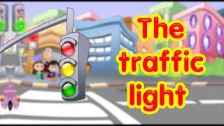 The traffic light - Toyor Baby English