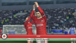 Dream League Soccer 2016   Signing Ronaldo - Android Gameplay HD