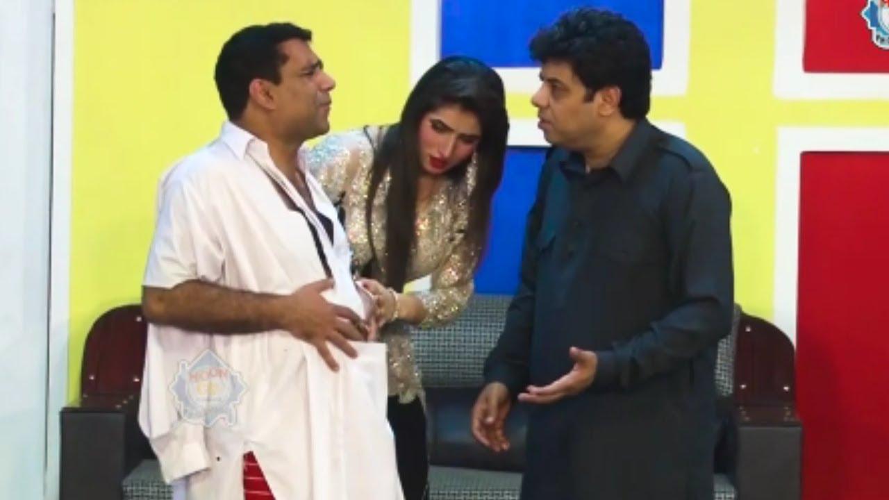 Best of Qaiser Piya and Naseem Vicky Stage Drama Comedy Clip 2020 - New Stage Drama