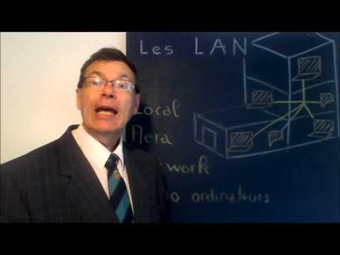 Introduction réseaux (3) Les types de réseau LAN MAN et WAN