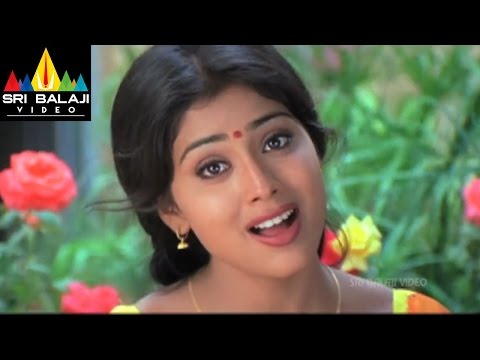 Nenunnanu Movie Shriya Devotional Song Learning Scene | Nagarjuna, Aarti | Sri Balaji Video