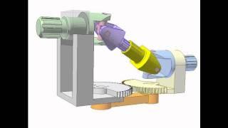 Video Study of double Cardan universal joint 1a download MP3, 3GP, MP4, WEBM, AVI, FLV Juni 2018