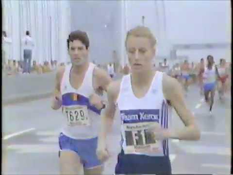 1984 New York City Marathon