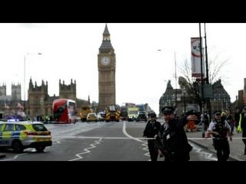 London's Metropolitan Police on UK Parliament attack