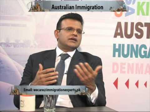 Mr  Rizwan Ul Haque Australian immigration consultant mara agent Part 1