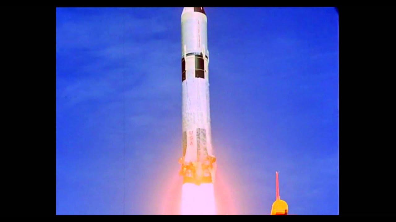 Apollo 14 Saturn V Launch - YouTube