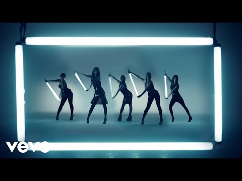 The Saturdays - Not Giving Up (Official Video) - YouTube