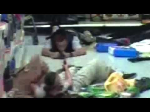 Altered Vegas Store Surveillance Video Footage Released of Jerad & Amanda Miller Walmart