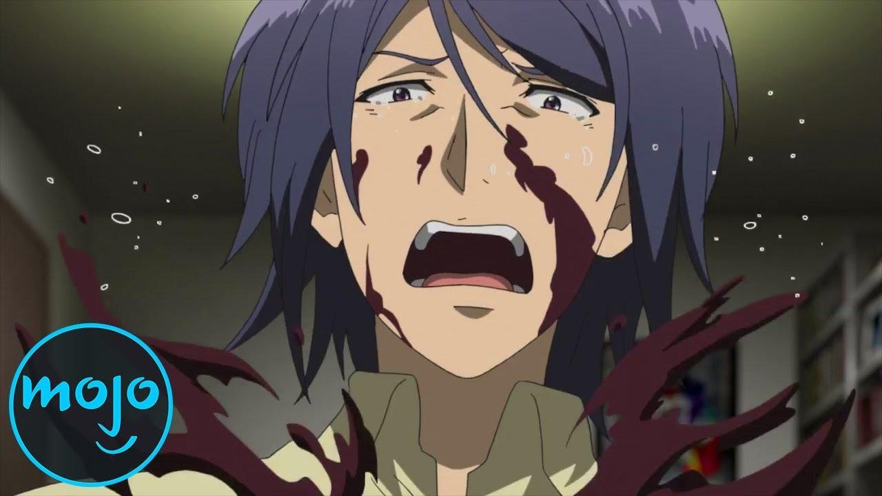 Top 10 Worst Horror Anime