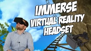 Immerse Virtual Reality Headset Unboxing thumbnail