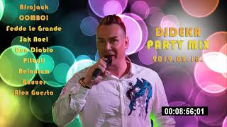 ★ DJ DEKA ★ Party Mix 2019.02.18.  BEST DANCE MNML CLUB
