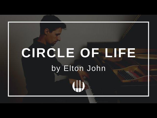 Circle of Life by Elton John
