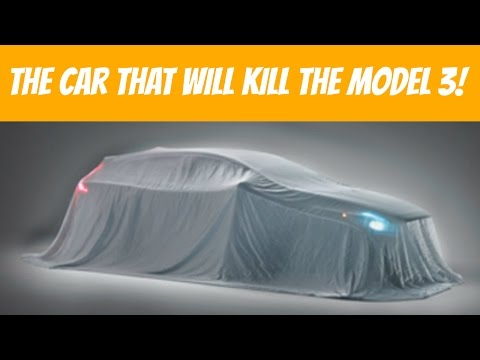 Tesla Model 3 Competitor | Which Car Will Kill The Model 3 | How Will The Tesla Story End?