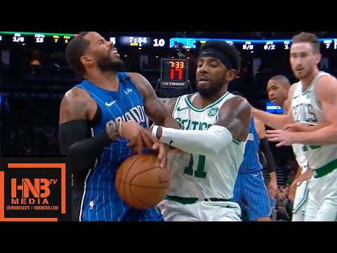 Boston Celtics vs Orlando Magic 1st Qtr Highlights | 10.22.2018, NBA Season