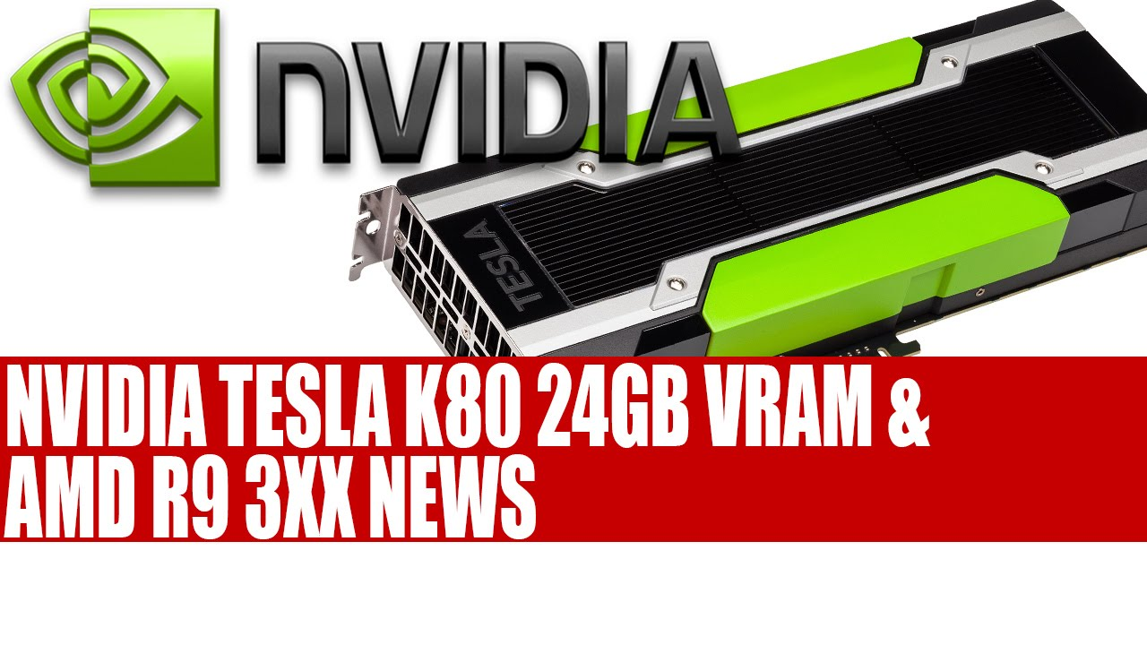 nvidia tesla k80 24gb of vram 8 tflops performance amd. Black Bedroom Furniture Sets. Home Design Ideas