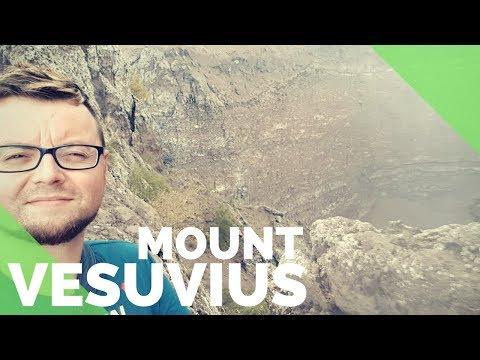 THINGS TO DO IN NAPLES | MOUNT VESUVIUS TRIP 2017 | FIRST WORLD TRAVELLER