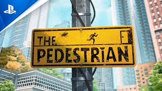 The Pedestrian - State Of Play Trailer | PS4