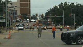Raw: Deadly Okla. State University Parade Crash