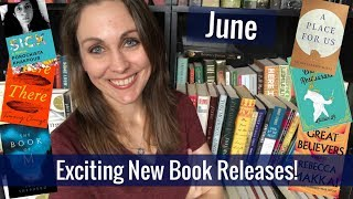 ALL the New Books! | June | 2018 | Kendra Winchester