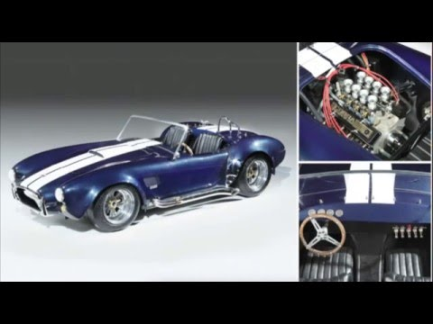 Shelby Cobra 427 Radio Control model 1:4 scale