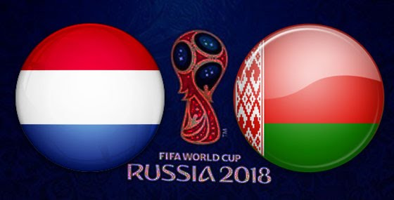 Нидерланды - Беларусь 07.10.2016 онлайн