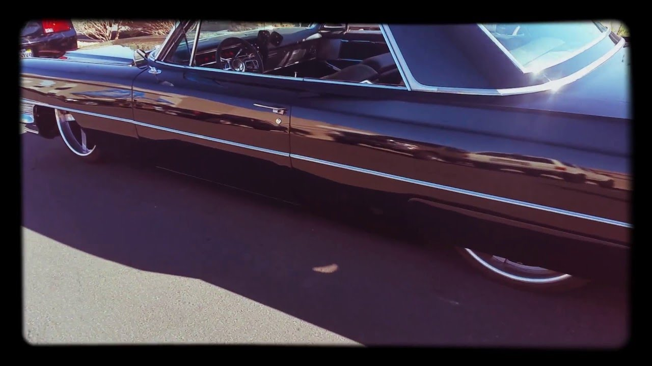 1964 Cadillac Coupe Deville Restomod Ls1 Heads Flowmaster Super 10