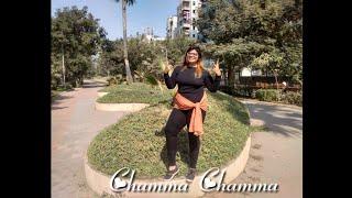 Chamma chamma - Fraud Saiyaan | Neha Kakkar | Ikka | Bollywood dance | Choreography | Katy