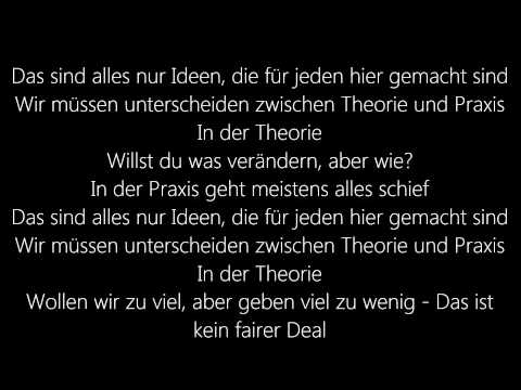 Bushido feat Joka - Theorie & Praxis Lyrics
