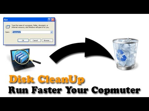How to Clean Temp File,Prefetch File,Disk CleanUp