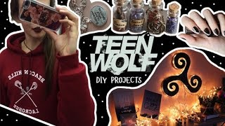 DIY из сериала Волчонок | Teen Wolf DIY ideas decor | Masherisha de