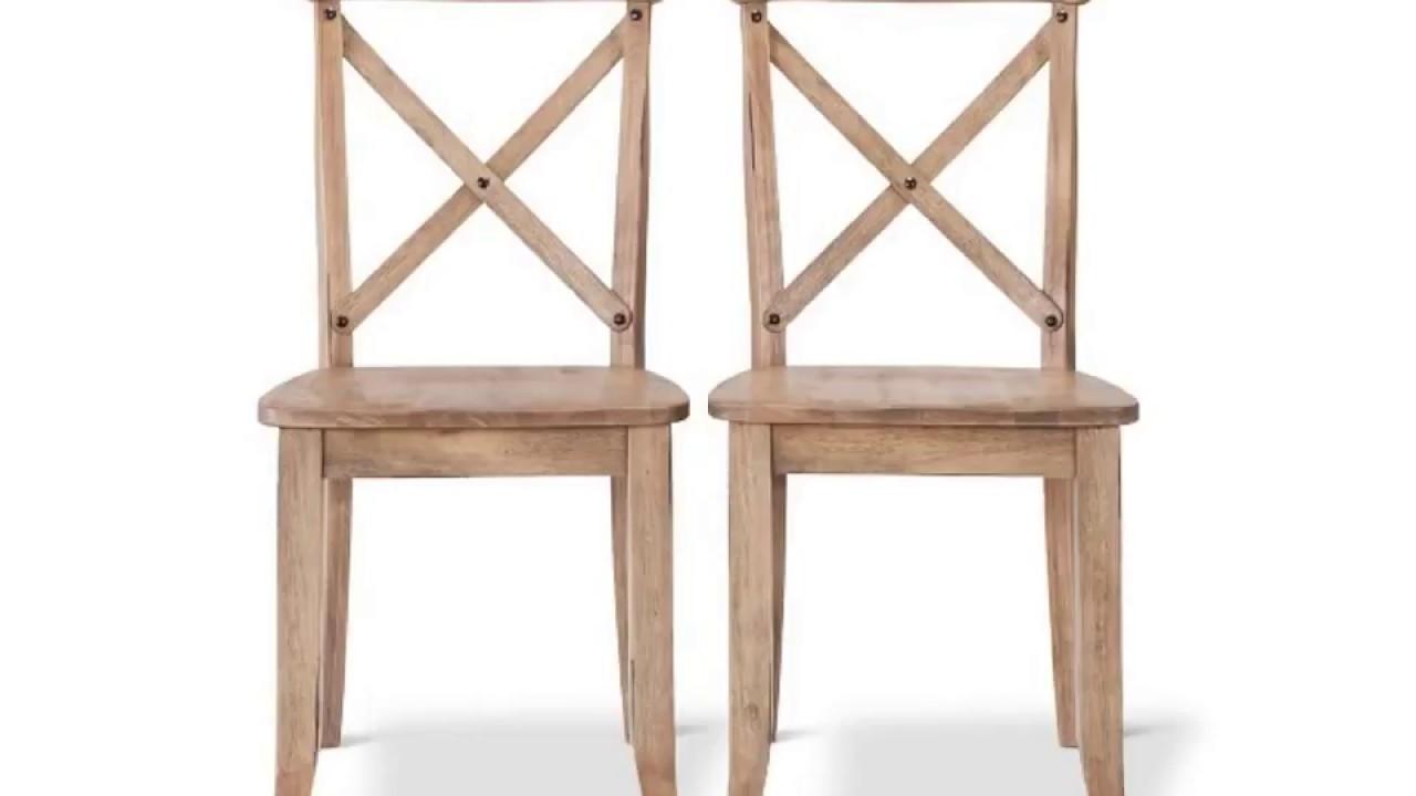 Farmhouse Chairs Diy Furniture Youtube
