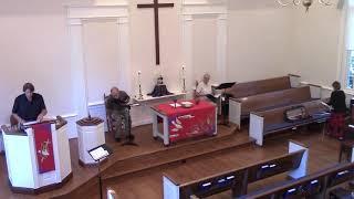 Rockfish Presbyterian Church Worship Service for July 5, 2020