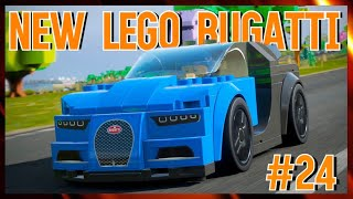 Forza Horizon 4 Let's Play : New Lego Bugatti Chiron (Part 24)