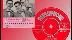 KING BROTHERS - Mais Oui (1960) First Time Posted!
