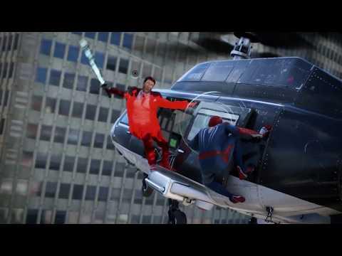 Spider-Man — игровой процесс с E3